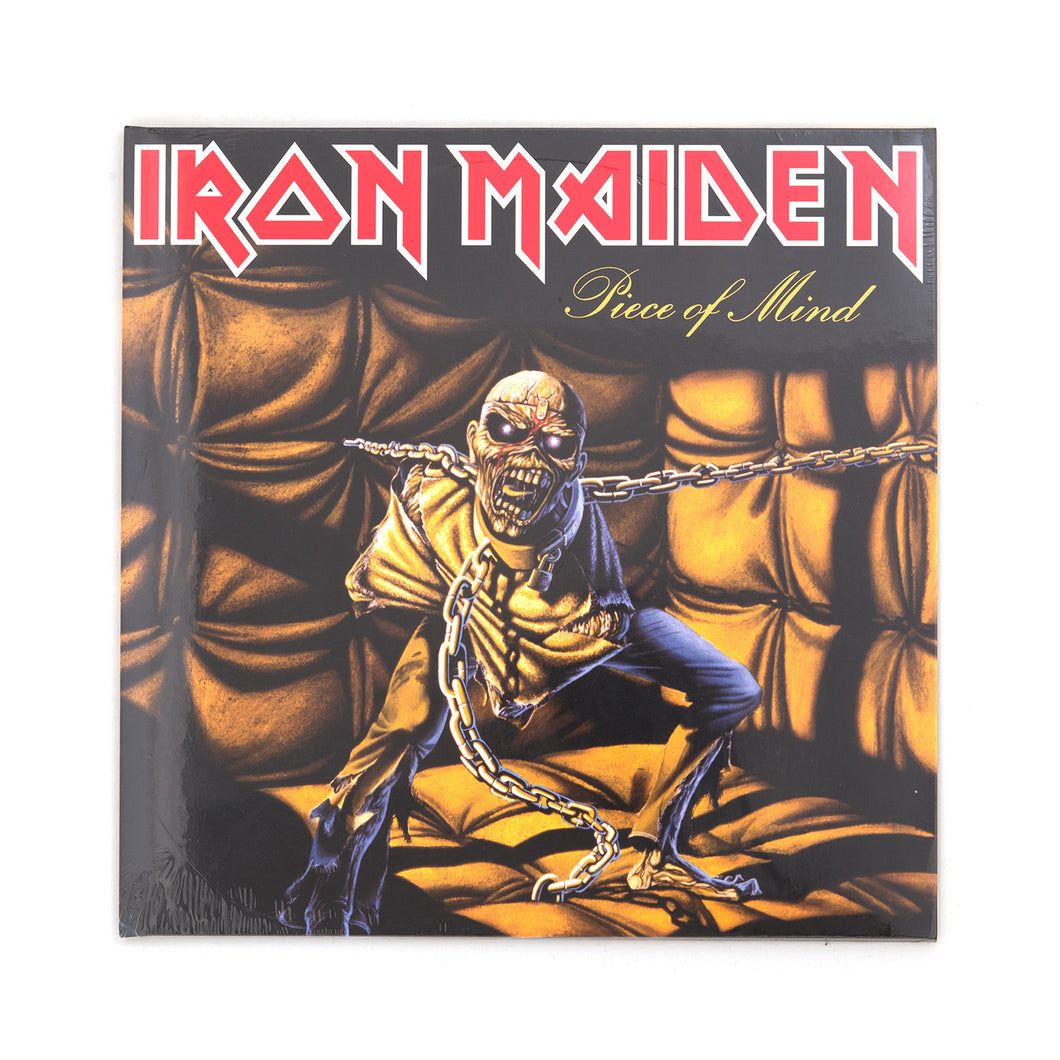 Iron Maiden - Piece of Mind LP - Concrete