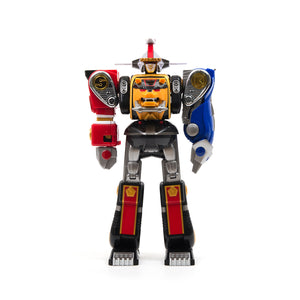 Power Rangers Mighty Morphin Legacy Ninja Megazord - Concrete
