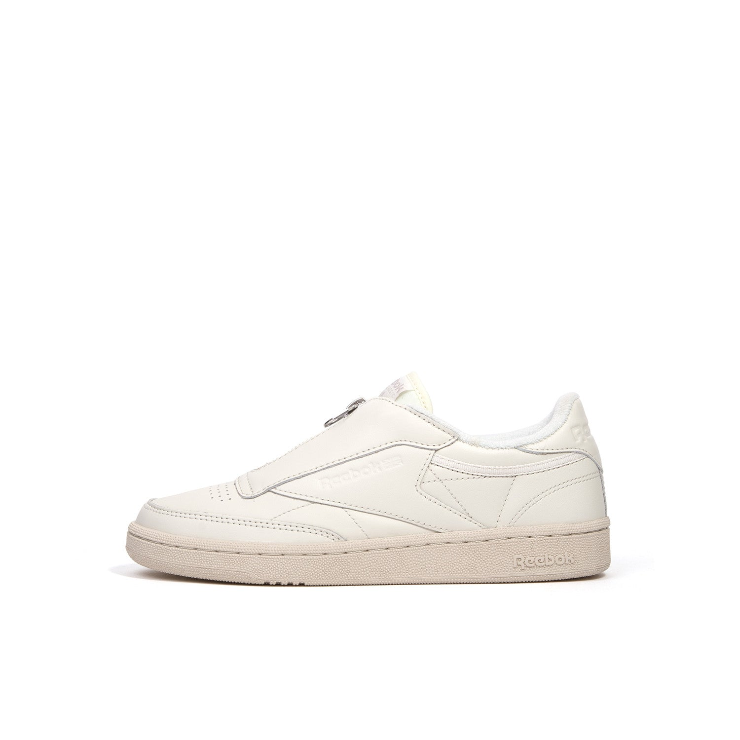 Reebok W Club C 85 Zip Chalk/Sandstone