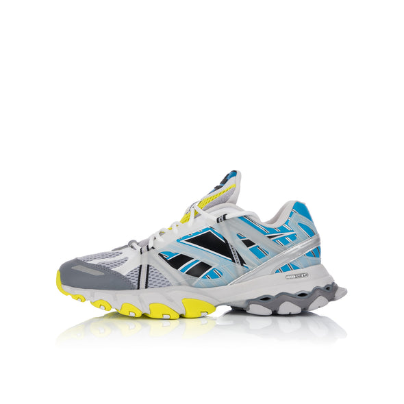 Reebok | DMX Trail Shadow White / California Blue / Cold Grey 2