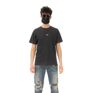 REPRESENT | Regular Fit Logo T-Shirt Vintage Black