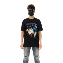 Load image into Gallery viewer, REPRESENT | Night Hunter T-Shirt Jet Black