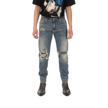 Load image into Gallery viewer, REPRESENT | Relaxed Underwork Denim Light Indigo