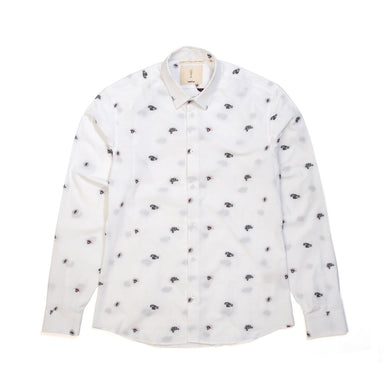 SaintPaul Sailor L/S Shirt White