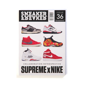Sneaker Freaker Magazine Issue #36