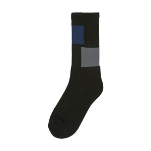 OAKLEY by Samuel Ross Socks (Metal Detail) 02E Black