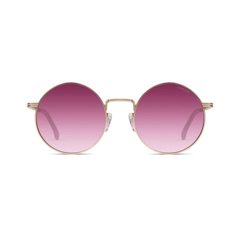 KOMONO Lennon Sunglasses Purple Rain