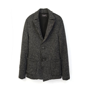 Transit Uomo Jacket Black