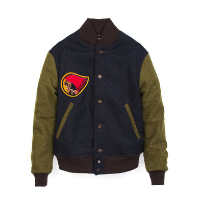 TSPTR Eastman Award Jacket Navy/Moss