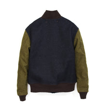 將圖像加載到畫廊查看器中TSPTR Eastman Award Jacket Navy/Moss