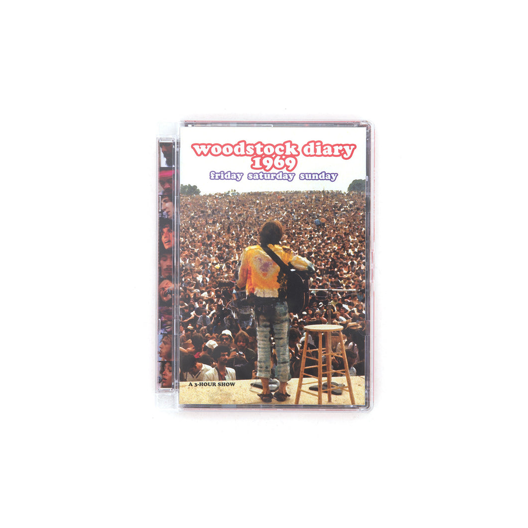 Various Artists Woodstock Diary 1969 - Dvd