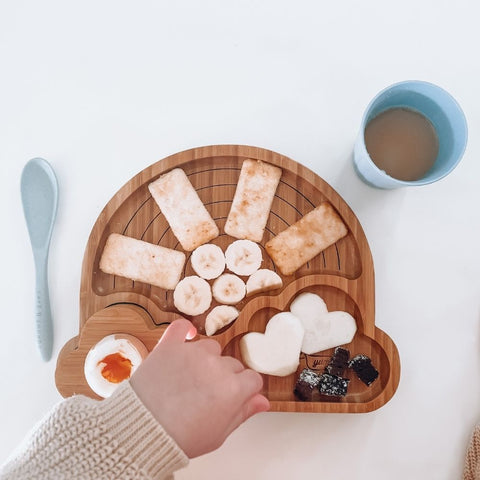 Eco-friendly-dinnerware for kids and babies