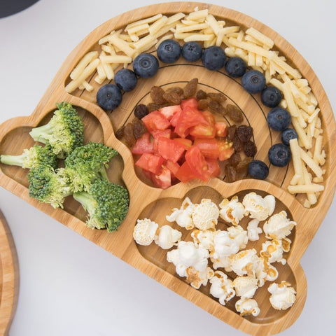 Promote healthy eating with fun dinnerware for kids