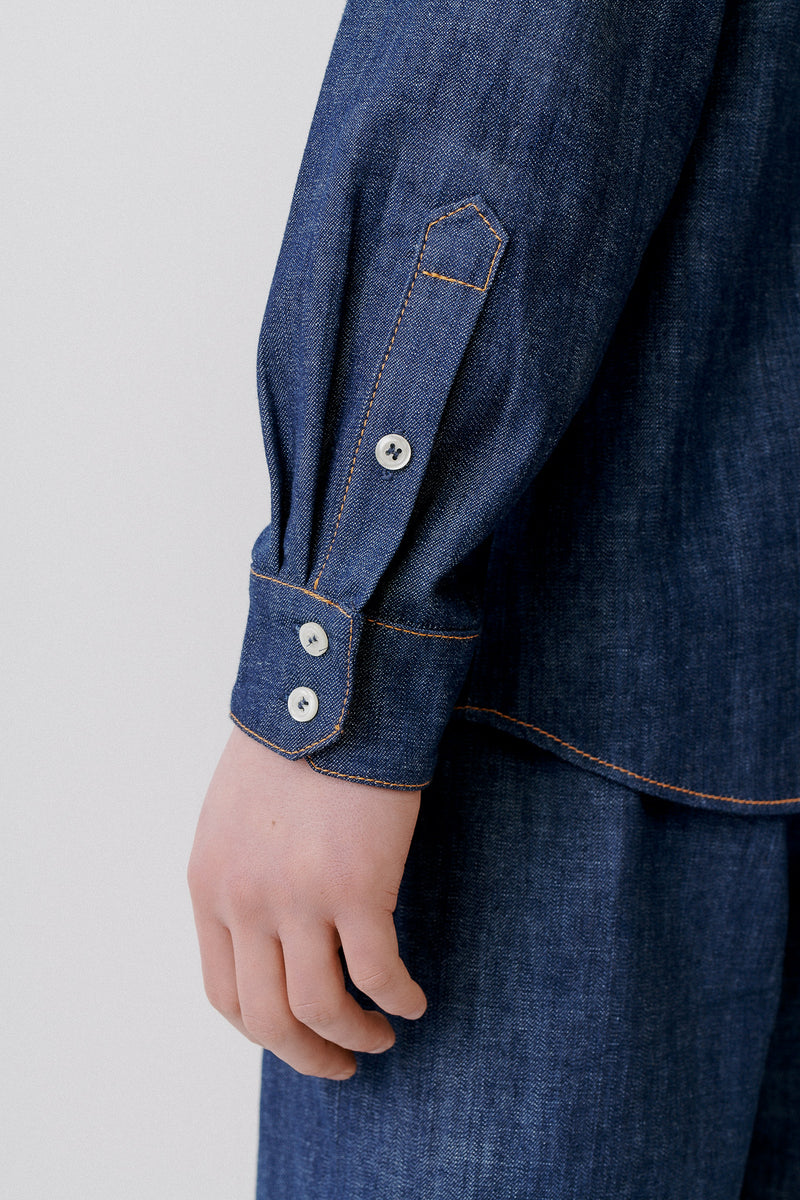 Overshirt Denim