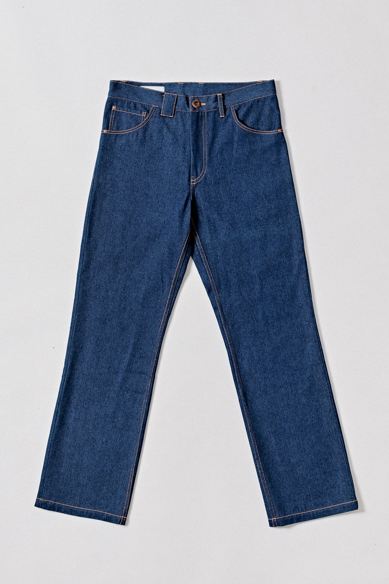 Jeans Bootcut, Blue