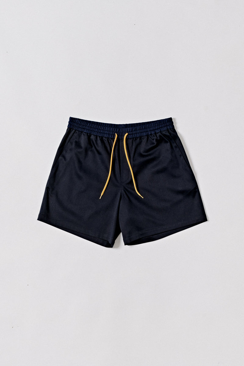 Shorts Cotton Modal, Navy