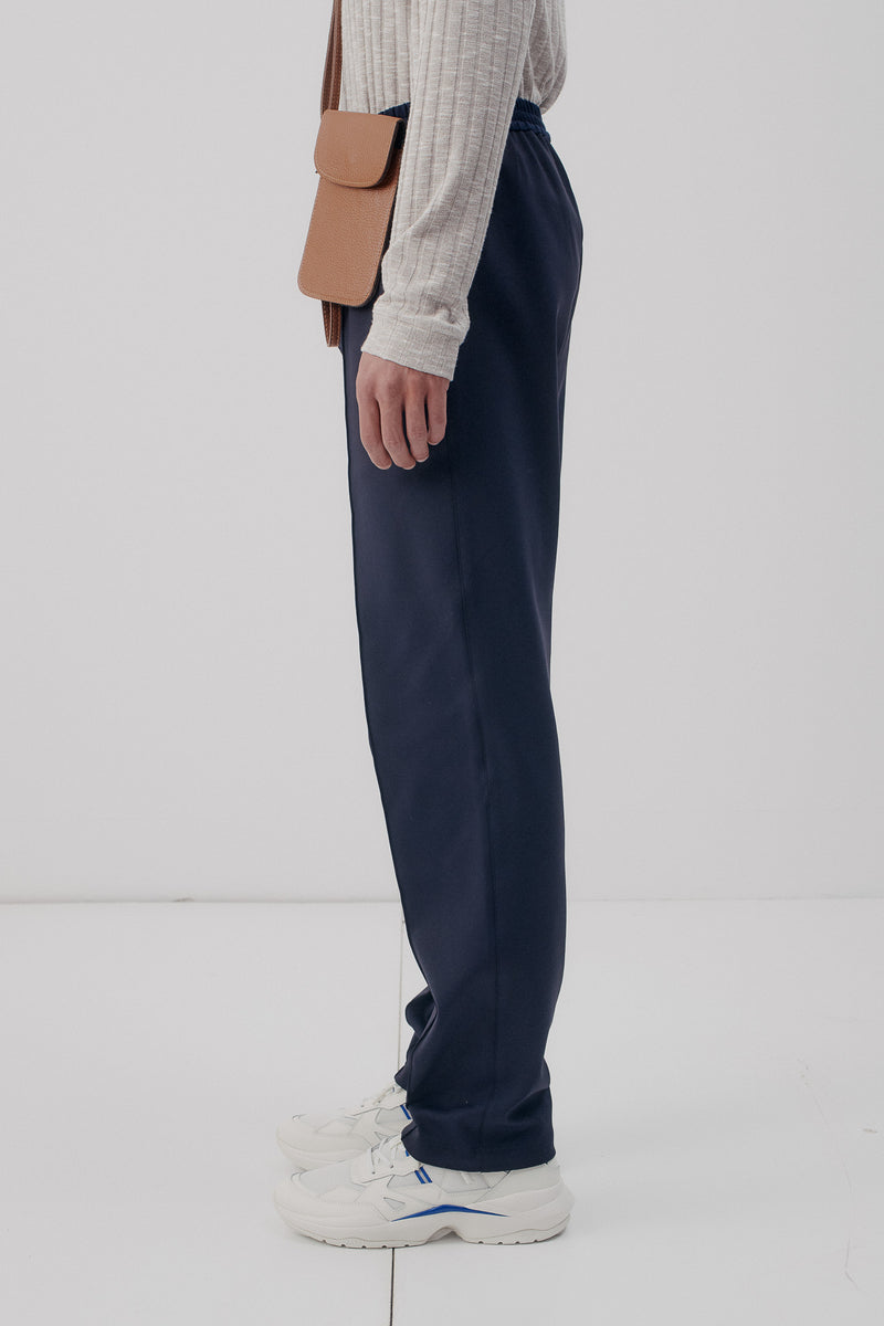 Track Pants Techno, Blue