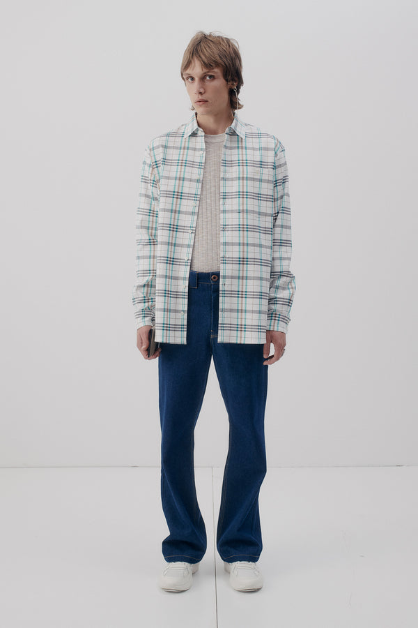 Overshirt Checkered