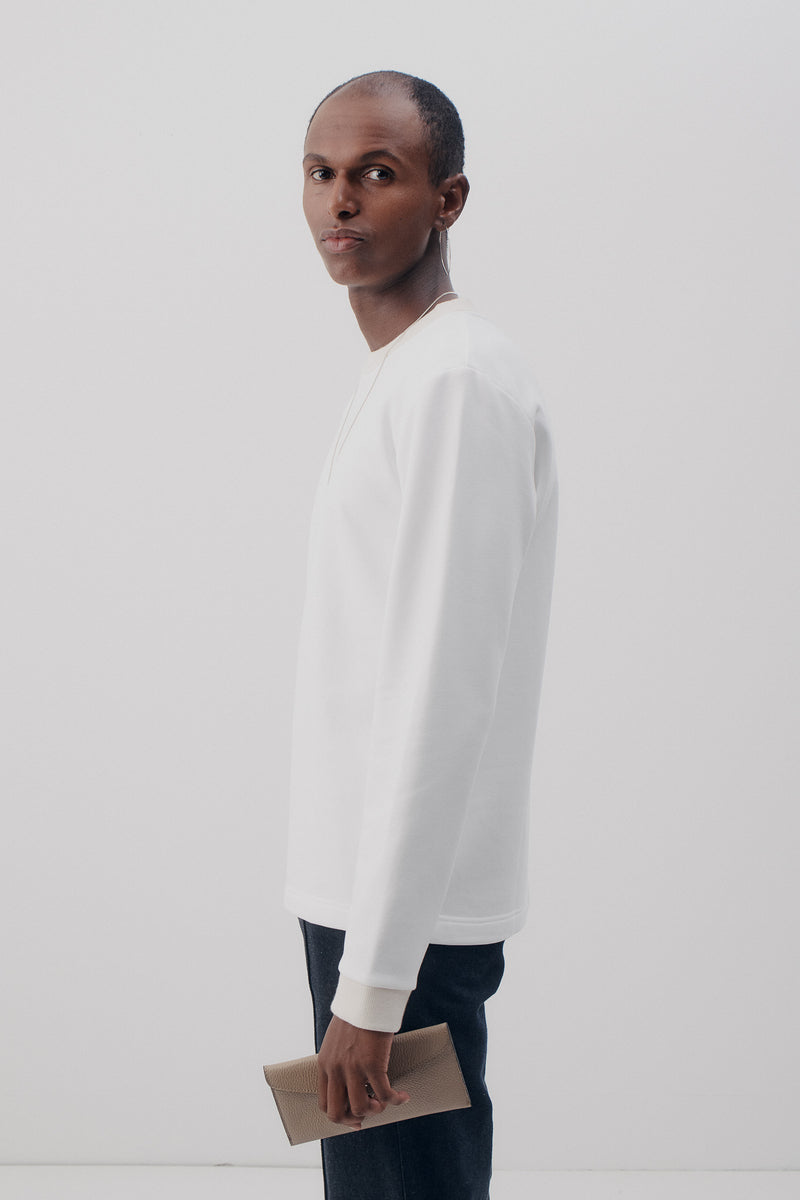 Sweater, Off-White