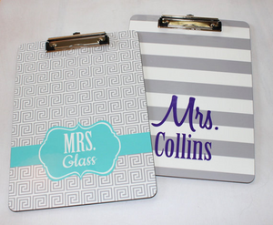 Personalized Custom Clipboard