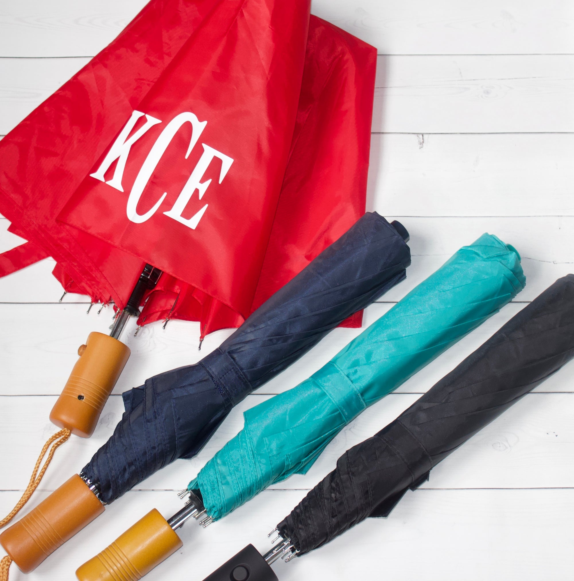 Monogram Umbrella