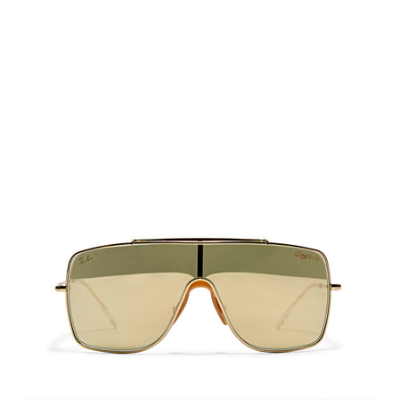 Honey Dijon x Ray Ban Wings (Gold)