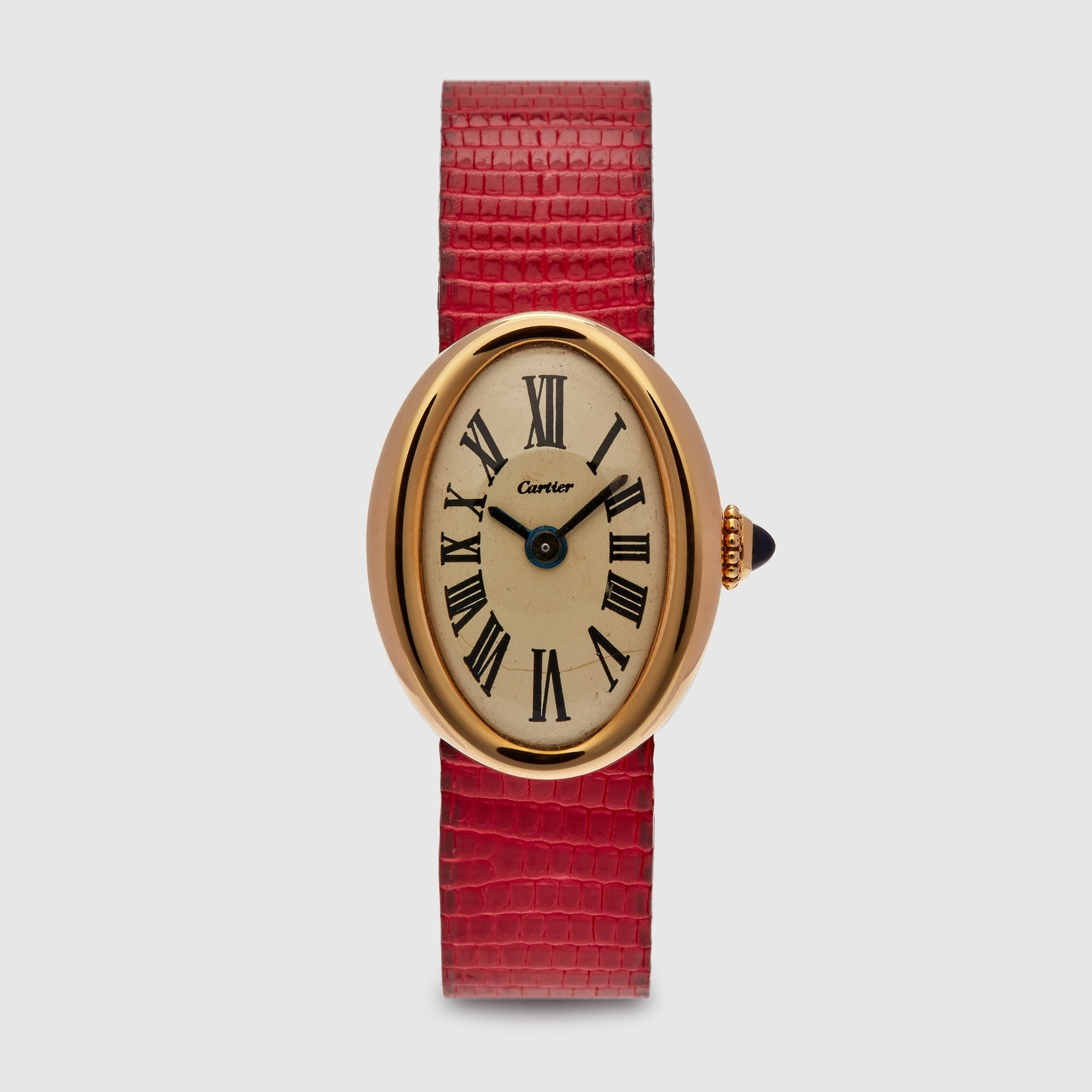 Harry Fane Cartier Baignoire Wristwatch