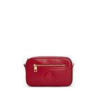 Honey Fucking Dijon Small Leather Case (Red)