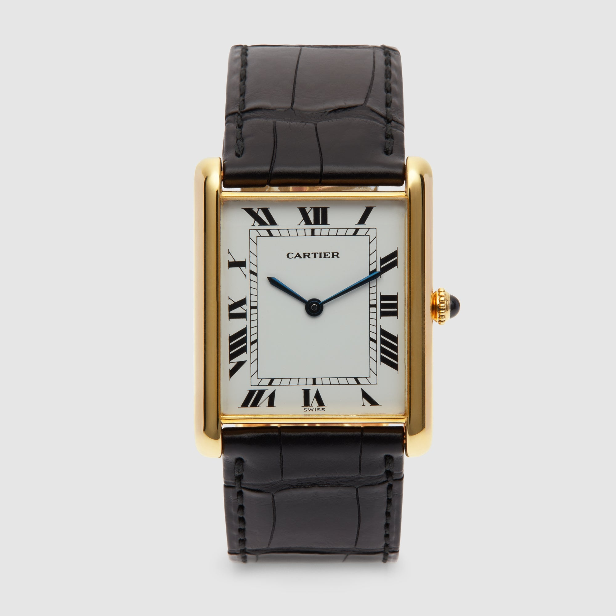 Harry Fane Vintage Cartier Tank