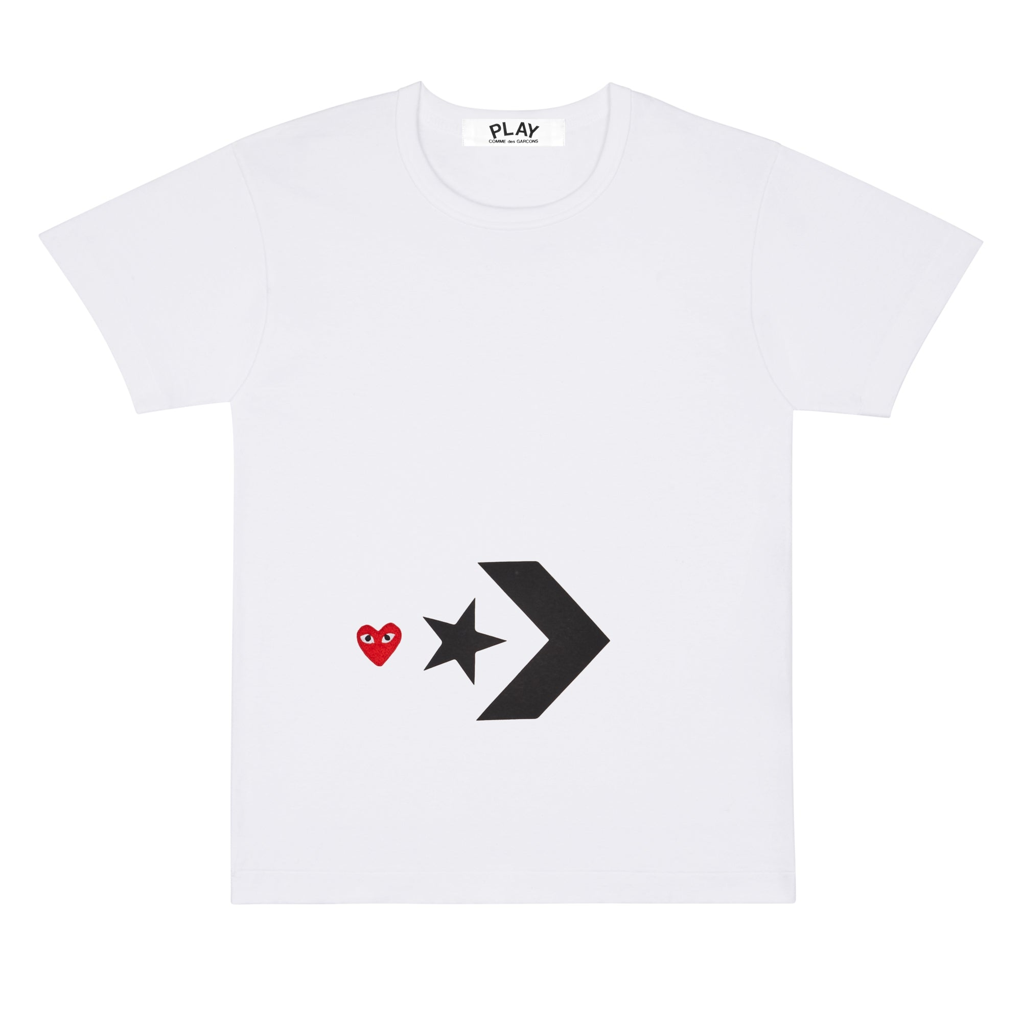 Play Together Converse Tee