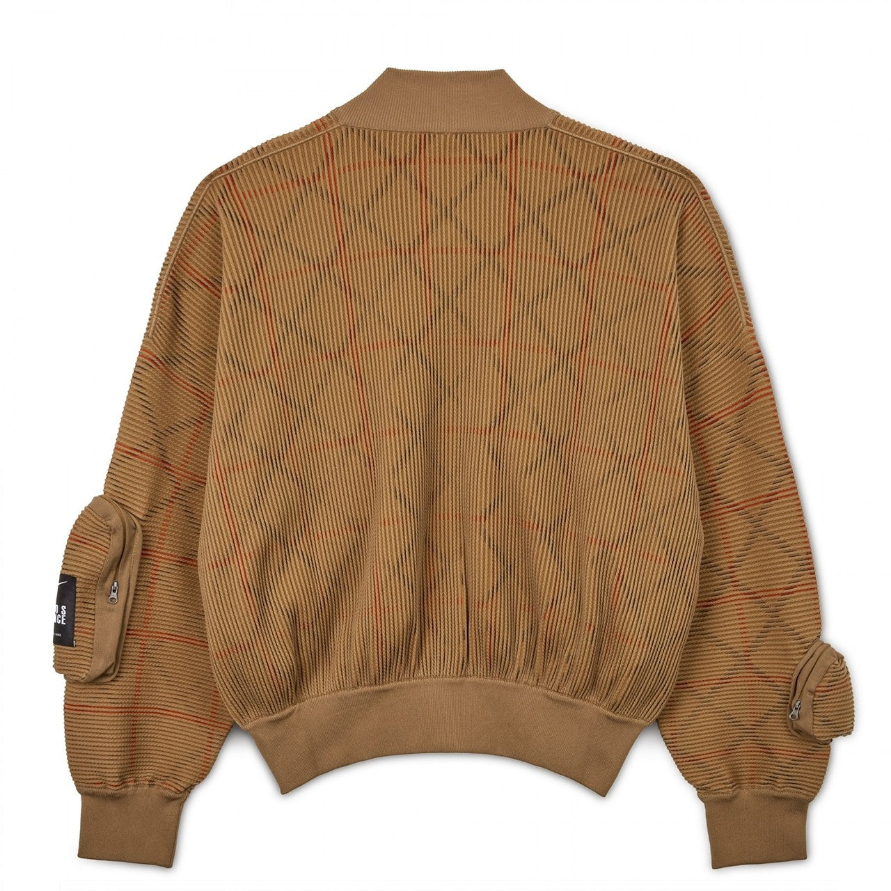 Nikelab x  Undercover Knit Ma-1 (Brown)