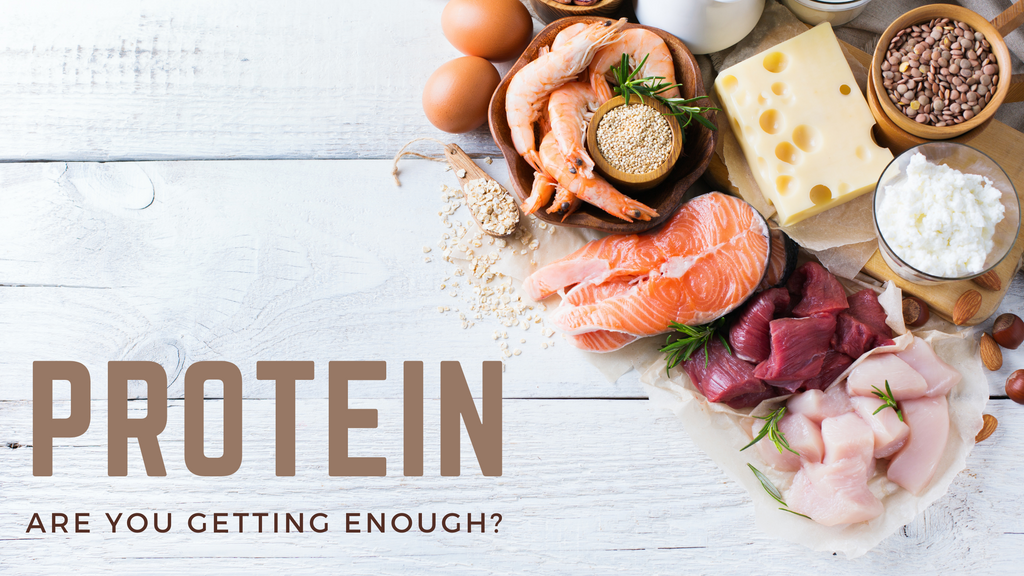 Protein Series Part 1: Are You Getting Enough Protein?