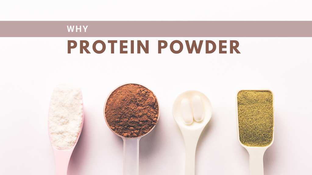 Protein Series Part 2: The Benefits of Protein Powder and Why You Should Be Taking It