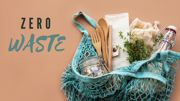 An Intern's Experience in The Zero-Waste Movement