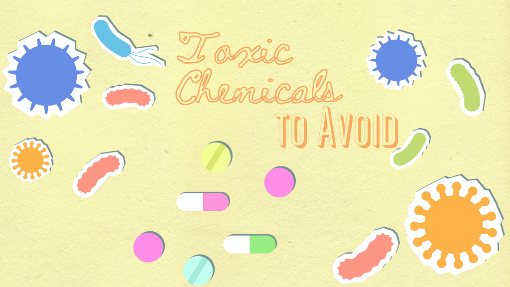 Chemicals to Avoid Promo