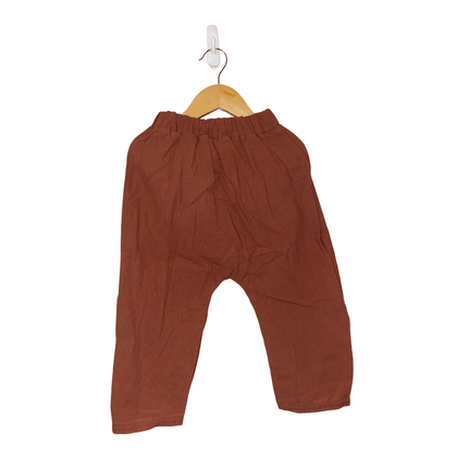 Ally Clay Pants - Jenaca & Co