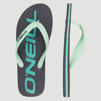 Profile Logo Sandals | Asphalt