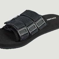 Neo Strap Sandals | Black Out