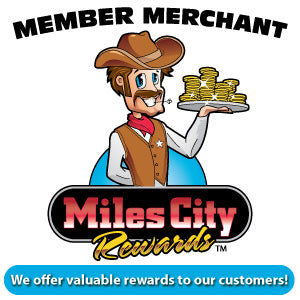Download the Miles City Rewards app