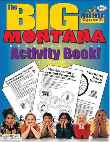 The Big Montana Activity Book