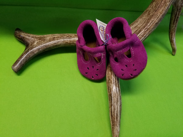 T-Strap Booties Baby & Toddler