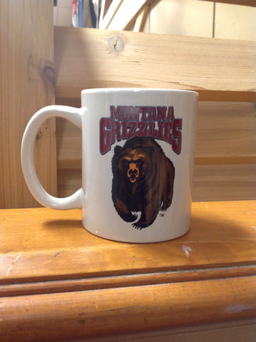 MT Grizzly Mug