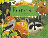 Sounds of the Wild Forest Pop-Up Book