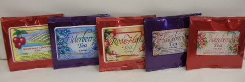 Wildberry Tea Samplers