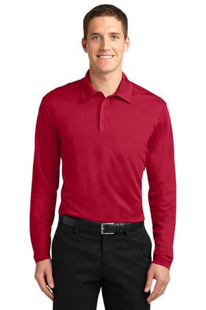Sacred Heart Adult Long Sleeve Performance Polo Shirt SHSK540LS