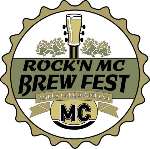 ***Rock'n MC Brew Fest T-Shirt