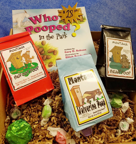 Who Pooped?  Gift Box