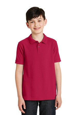 Sacred Heart Youth Poly Cotton Polo SHSY500