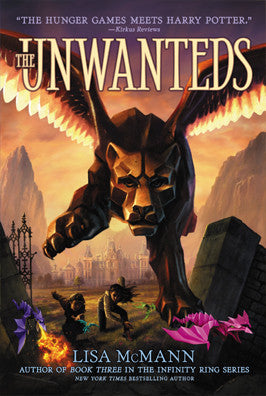 The Unwanteds Book Series
