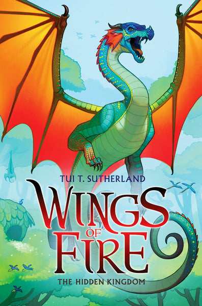 Wings of Fire Book Series – BuyMT.com